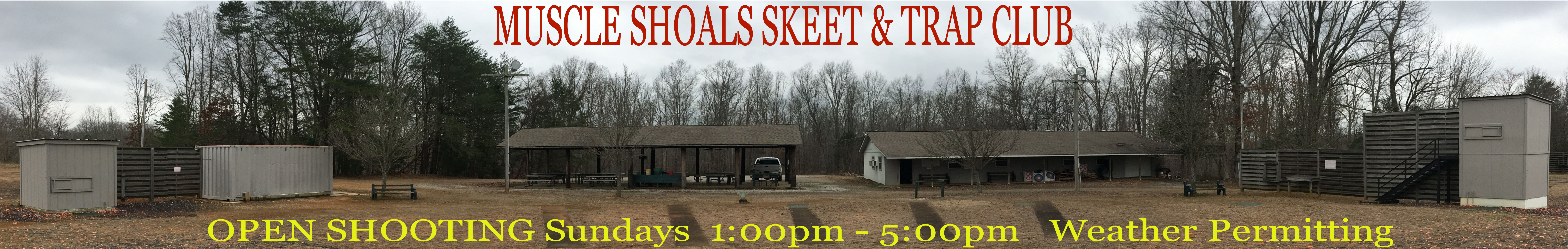 Muscle Shoals Skeet and Trap Club..